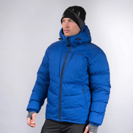 Куртка мужская Bergans Sauda Down Jacket | Dark Royal Blue/Navy | Вид 1