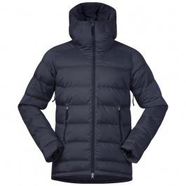 Куртка мужская Bergans Stranda Down Hybrid Jacket | Dark Navy | Вид спереди