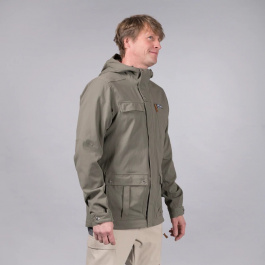 Куртка мужская Bergans Nordmarka Jkt | Green Mud | Вид 1