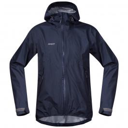 Куртка Bergans Letto Jacket | Navy | Вид спереди