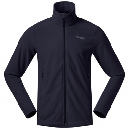 Куртка из флиса Bergans Finnsnes Fleece Jacket | Dark Navy | Вид спереди