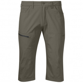 Брюки Bergans Moa Pirate Pants | Green Mud/Seaweed | Вид спереди