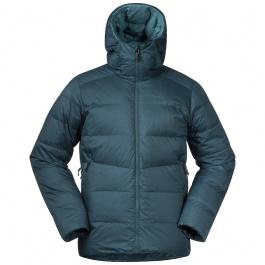 Куртка мужская Bergans Røros Down Jkt | Forest Frost/Lt Forest Frost | Вид 1