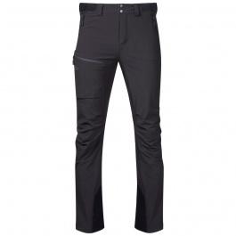 Брюки Bergans Breheimen Softshell Pants | Solid Charcoal/Solid Dark Grey | Вид cпереди