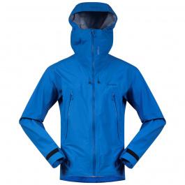 Куртка Bergans Slingsby 3L Jacket | Athens Blue/Ocean | Вид спереди