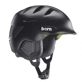Горнолыжный шлем Bern Rollins Zipmold | Matte Black | Вид 1