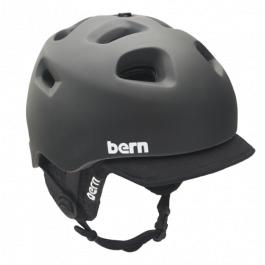 Горнолыжный шлем Bern G2 Zipmold | Matte Black | Вид 1