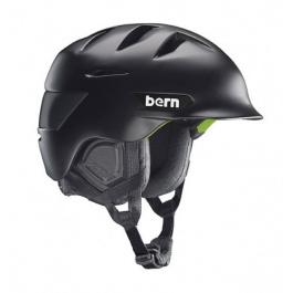 Горнолыжный шлем Bern Rollins | Matte Black | Вид 1