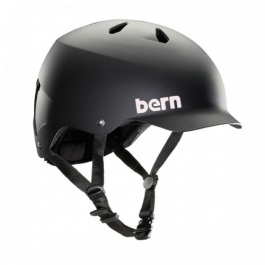 Велошлем Bern Bike Watts EPS | Matte Black | Вид 1