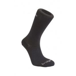 Носки Bridgedale Everyday Outdoors Coolmax® Liner (2 пары) | Black | Вид 1