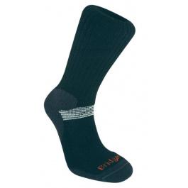 Носки мужские Bridgedale Ski Cross Country Merino Perfomance Boot | Black | Вид 1