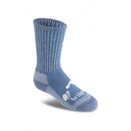 Носки детские Bridgedale WoolFusion® Trekker Junior | Storm Blue | Вид 1