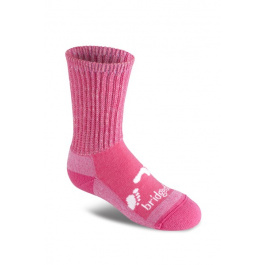 Носки детские Bridgedale Junior Trekker | Pink | Вид 1