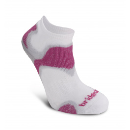 Носки женские Bridgedale CoolFusion RUN Speed Diva Women's | Dusky Pink | Вид 1