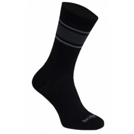 Носки Bridgedale Merino Sock/Liner | Black/Lt.Grey | Вид 1