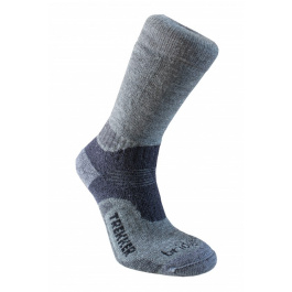 Носки Bridgedale WoolFusion® Trekker | Grey/Dark Grey | Вид 1