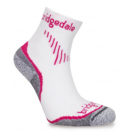 Носки женские Bridgedale CoolFusion™ RUN Qw-ik Women's | Dusky Pink | Вид 1