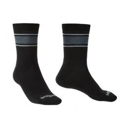 Носки мужские Bridgedale Liner Merino Endurance Boot | Black | Вид 1