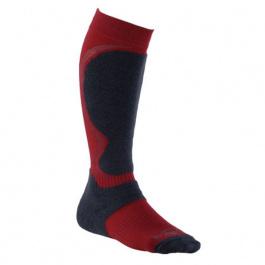 Носки Bridgedale Heel Fit | Poppy/Gunmetal | Вид 1