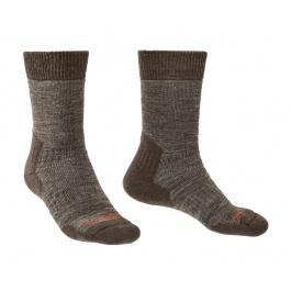 Носки мужские Bridgedale Explorer Heavyweight Merino Comfort Boot | Chestnut | Вид 1