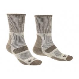 Носки мужские Bridgedale Hike Lightweight Coolmax Comfort Boot Original | Sand | Вид 1