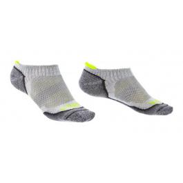 Носки мужские Bridgedale Ultra Light Cool Comfort No Show | Grey | Вид 1