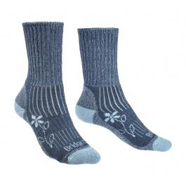 Носки женские Bridgedale Hike Midweight Merino Comfort Boot Wmn Original | Blue | Вид 1
