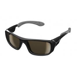 Очки солнцезащитные Cebe Ice | Shiny Black/Grey | Вид 1