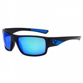 Очки солнцезащитные Cebe Whisper Matt Black Blue 1500 Grey AR Blue FM | Matt Black/Blue | Вид 1