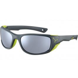 Очки солнцезащитные Cebe JORASSES M | Matt Grey/Lime | Вид 1