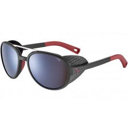 Очки солнцезащитные Cebe SUMMIT | Matt Black/Red | Вид 1