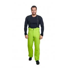 Брюки Descente SWISS SKI TEAM PANT | Lime Green | Вид спереди