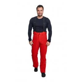 Брюки Descente SWISS SKI TEAM PANT | Electric Red | Вид спереди