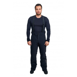 Брюки Descente SWISS SKI TEAM PANT | Black | Вид спереди