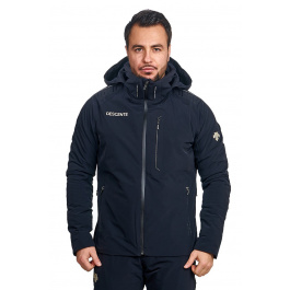 Куртка Descente FINNDER   Black   Вид спереди