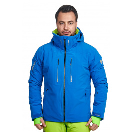 Куртка Descente REIGN | Victory Blue | Вид спереди