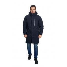 Куртка Descente PRESTON | Black | Вид спереди