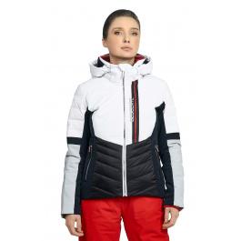 Куртка женская Descente MELINA | Super White | Вид спереди