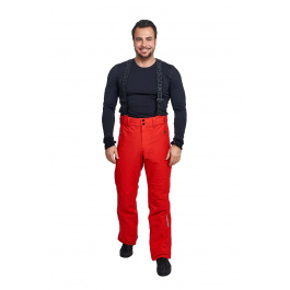 Брюки Descente ROSCOE PANTS R | Electric Red | Вид спереди