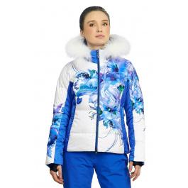 Куртка женская Descente HANA | Yuki White | Вид спереди