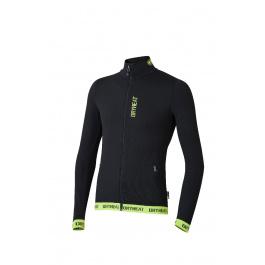 Куртка мужская DRYHEAT MAN FULL ZIP | BLACK | Вид 1
