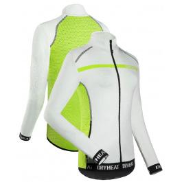 Куртка женская DRYHEAT ZIP LUNGA DONNA | BIANCO | Вид 1