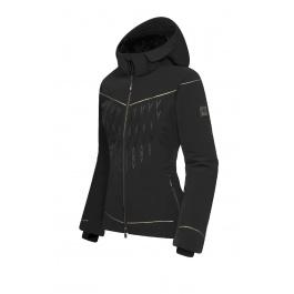 Куртка женская Descente AMELIA (with fur) | Black | Вид 1
