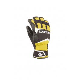 Перчатки Descente SLASH   Yellow   Вид 1