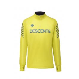 Пуловер DESCENTE 1/4 ZIP | Sulfur Lime | Вид 1