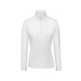 Пуловер женский Descente KELSEY | Super White | Вид 1