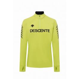 Пуловер DESCENTE 1/4 ZIP   Lime Green   Вид 1