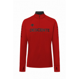 Пуловер DESCENTE 1/4 ZIP   Electric Red   Вид 1