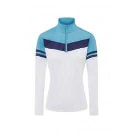 Пуловер женский Descente DIEM | Super White/Cerulean Blue | Вид 1