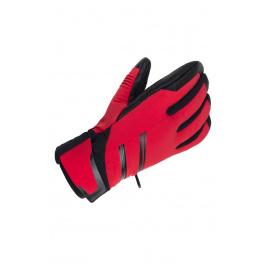 Перчатки Descente PARKER | Electric Red | Вид 1